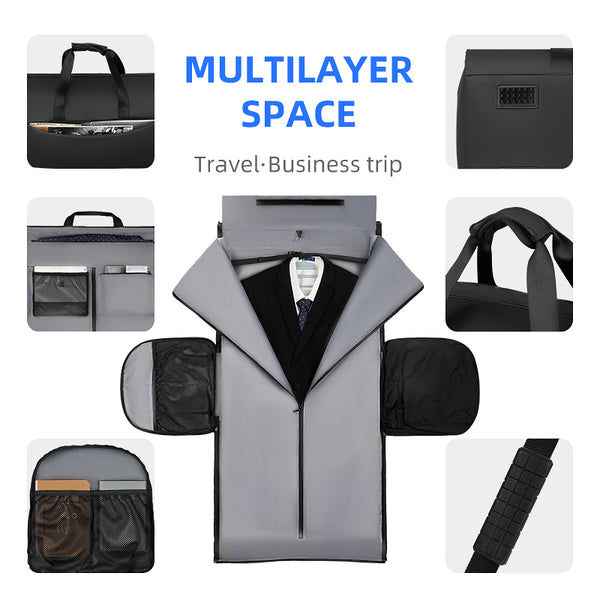 New Multifunctional Suit & Shoe Storage Large Capacity Duffle Outdoor Travel Hand Bags