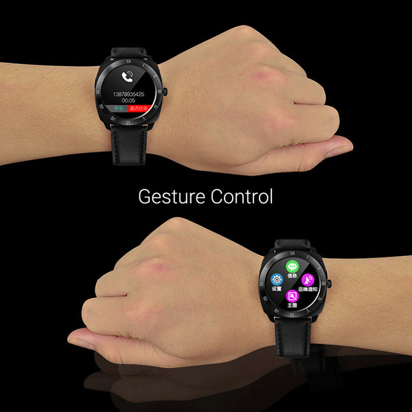 New Heart Rate Monitor Bluetooth Wrist Digital Smart Watch For iPhone Samsung Xiaomi