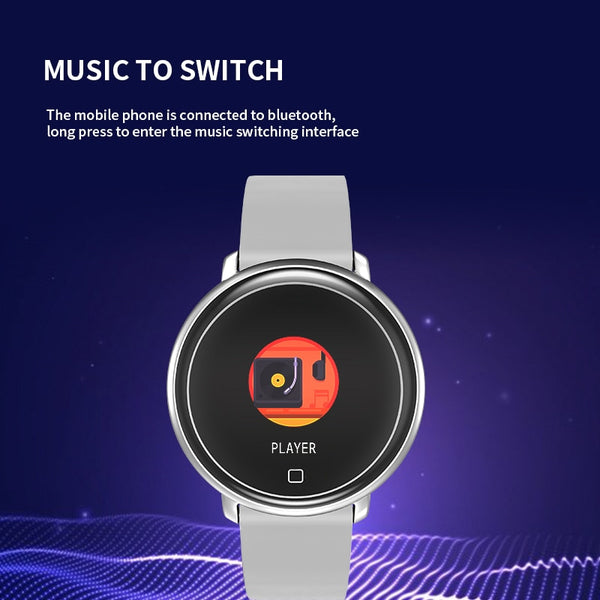 New Heart Rate Monitoring Fitness Tracker Sport Smart Watch Digital Wrist Smartwatch For iPhone Samsung Xiaomi