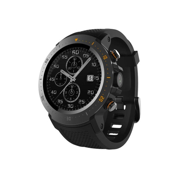 New Android 7.1MTK GPS Bluetooth WiFi Heart Rate Fitness Tracker Smartwatch For iPhones Samsung Xiaomi