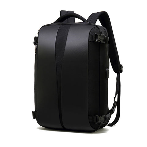 New 17 Inch USB Charging Travel Outdoor Laptop Backpack School Business Bag