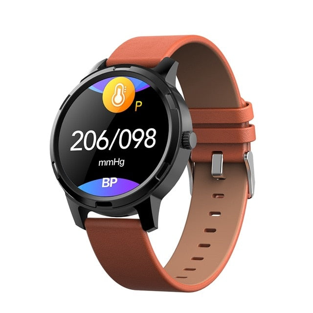 New IP67 Waterproof Bluetooth Fitness Tracker Heart Rate Digital Wrist Smartwatch