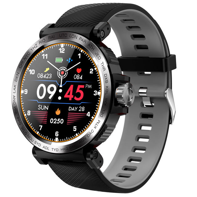 New IP68 Waterproof Sport Heart Rate Fitness Tracker  Smartwatch For IOS Android Xiaomi