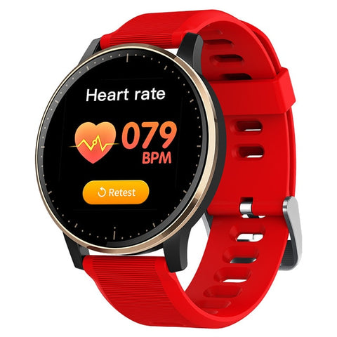 New Heart Rate Waterproof Fitness Tracker Smart Bracelet Watch For iPhone Android Xiaomi