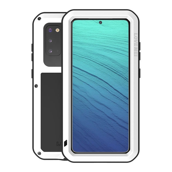 New Shockproof Protective Cover Airbag Bumper Shell Clear Matte Case For Samsung S20 Plus Ultra Series