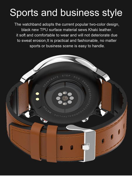 New IP68 Waterproof  Full Touch Fitness Tracker Sport Smartwatch For iPhone Androids Samsung