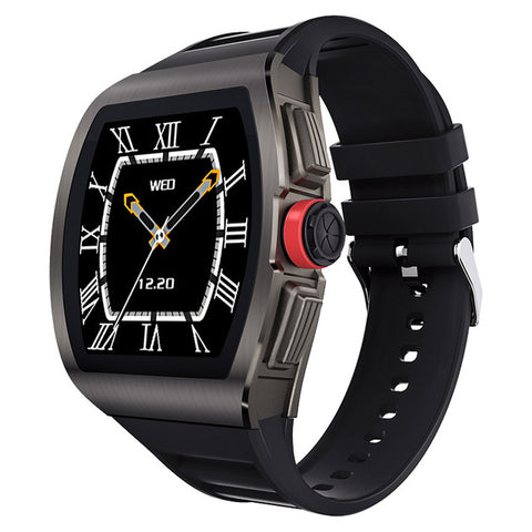 New 1.4 Inch IP68 Waterproof Fitness Tracker Smart Watch For iPhone Android