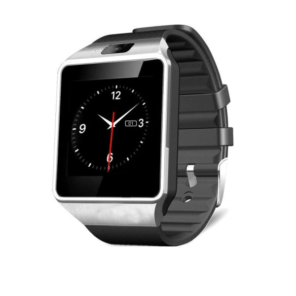 New Smart Watch with Camera Bluetooth WristWatch Support SIM TF Card Smartwatch for Ios Android Phones