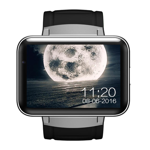 Smart Moderns - New Enhanced Screen Bluetooth Smart Watch Android OS Camera With Touch Screen GPS Dual Core 1.2GHz