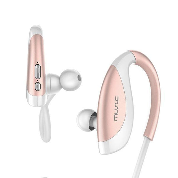 New Auriculares Bluetooth Sports Running Earphones Headset with Microphone