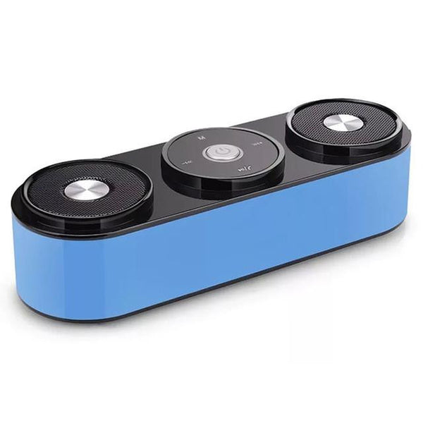2.1 Channel Powerful Bass Stereo Wireless Bluetooth Speaker With Microphone FM Radio TF Card Play Touch Control