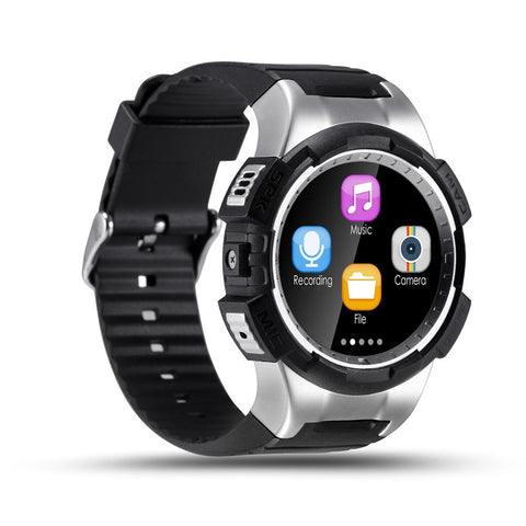 New GPS Bluetooth Smartwatch Supports TF Card SMS Reminder Multi-Mode Sports Monitoring Wristwatch