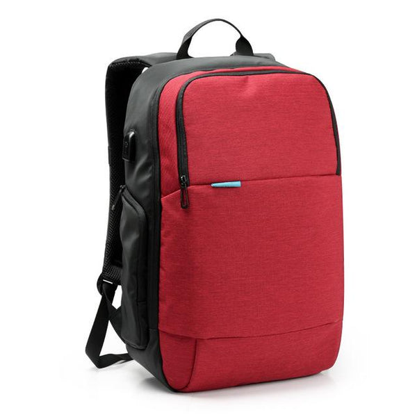 New Adventurer's External USB Charge Anti-Theft 15.6 Inch Laptop Notebook Computer Backpack Bag