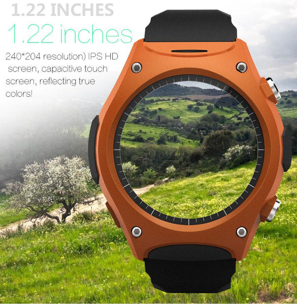 New Heart Rate Passometer Activity Tracker Time Sport Bluetooth Smart Watch for IOS Android