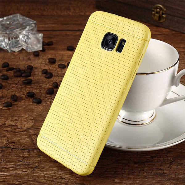 New Candy Color Honeycomb Dot TPU Cover Soft Silicon Case for LG G3 D855 G4 G3 iPhone 7 6 Samsung Galaxy S8 S7