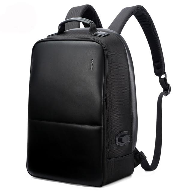 New USB External Charge Computer Bag Shoulders Anti-theft Backpack 15 inch Waterproof Laptop Backpack for Men