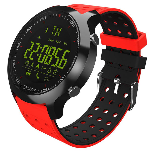 New Smart Sports Bluetooth Water-Resistant Watch with Call Notification Remote Control Alarm Clock