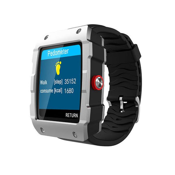 New Multifunctional Sports Smartwatch with File Management Sleep monitor Sedentary Reminder Pedometer for IOS & Android