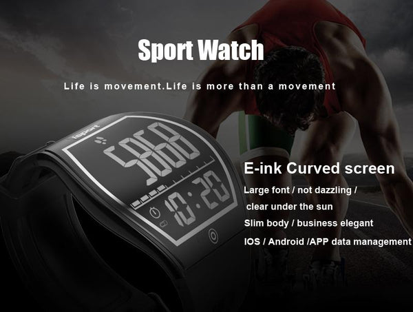 New Intelligent Curved Touch Screen Smart Watch with Wireless Charging Sport Fitness Tracker Smartwatch