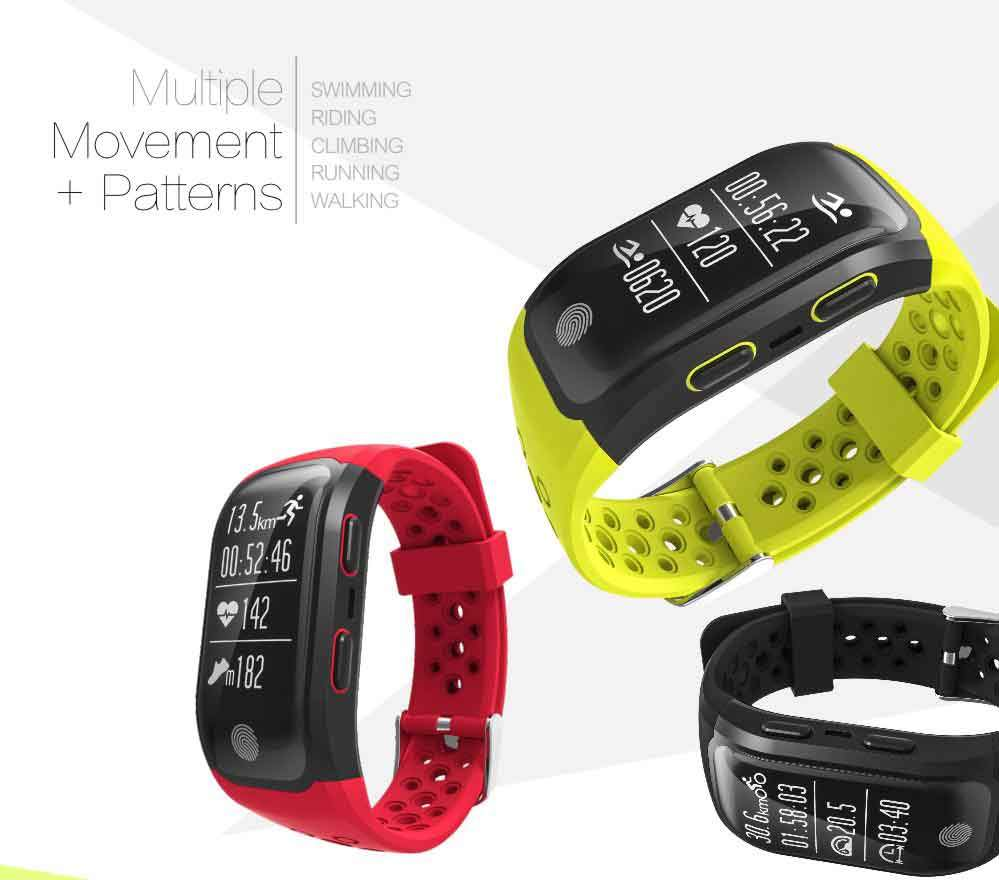 sports monitor t time pressure real fitness rate blood tracker smartw product heart waterproof bracelet band smart