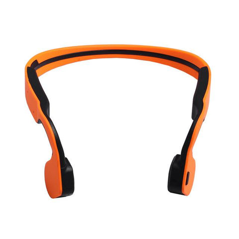 NEW ARRIVAL - Bone Conduction Wireless Bluetooth Stereo Headset Bluetooth Neck-Strap Hands-Free Earphone
