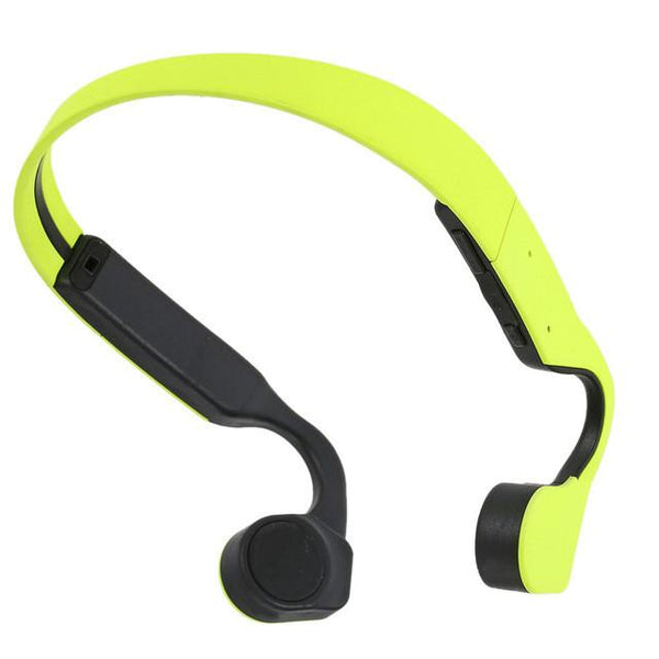 New Bone Conduction Wireless Bluetooth Stereo Headset Bluetooth Neck-Strap Hands-Free Earphone
