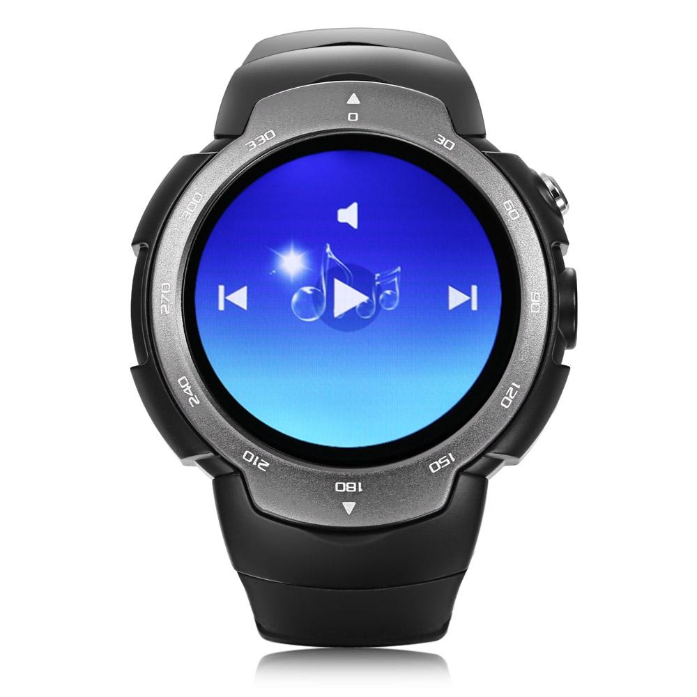 New arrival intelligent sports smart watch phone 3g for Camera email