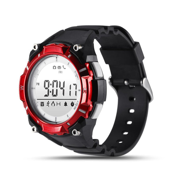 New Bluetooth Waterproof Smart Watch with Temperature Altitude Monitor Stopwatch Sport Activity Tracker