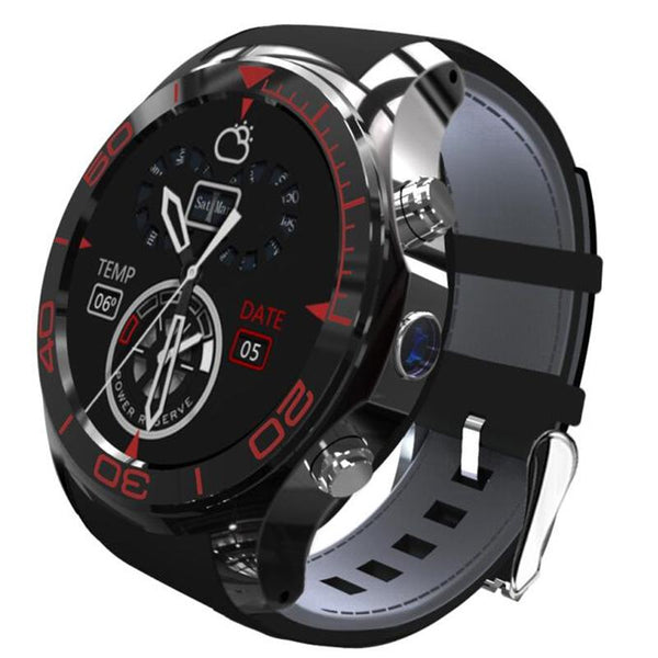 New GPS Sport Smartwatch Android 5.1 RAM 512MB + ROM 4GB Support TF Card  3G WIFI  Heart Rate Monitor