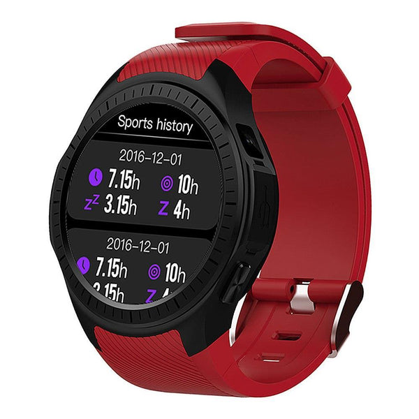 New Pro GPS Sports Smart Watch Bluetooth Smart Band with Heart Rate Monitor Music Player for Android iOS