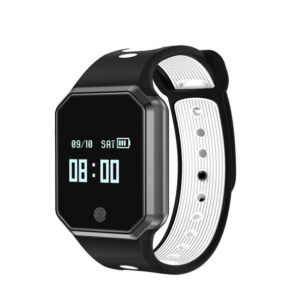 New Stylish Smart Wristband Heart Rate Monitor Fitness Tracker Waterproof Smart Watch