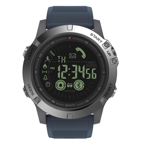 New Outdoor Rugged Smartwatch with Professional Waterproof Smart Watch for IOS and Android