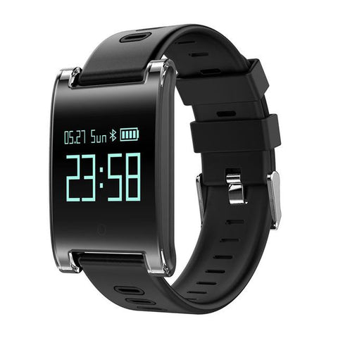 New Heart Rate Smart Watch With Blood Pressure Monitor Fitness Tracker Smartwatch IP67 Waterproof for Apple Android Windows