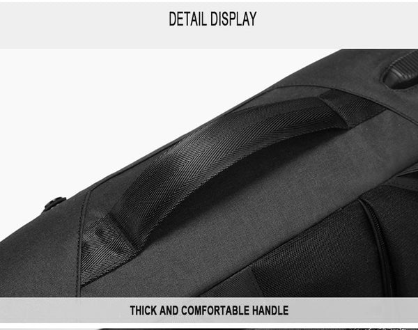 New Smart Multifunctional Laptop Computer Backpack Casual Business Travel Bag with External USB Charger for Mobile Phones
