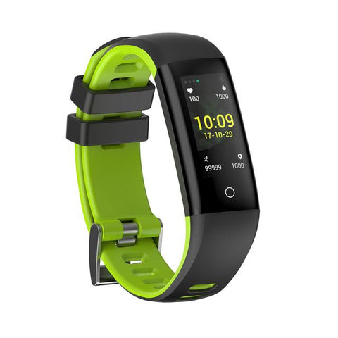 New Smart Slim Wristband IPS Color Screen Heart Rate Monitor Smart Band Fitness Tracker Smart Bracelet with Blood Pressure for iPhone & Android