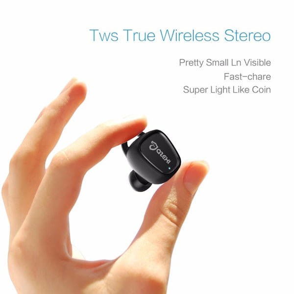 New Wireless Headphone Bluetooth Earphone with Microphone Charging Box Bluetooth Headset for iPhone Android Windows