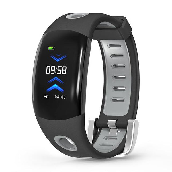 New 3D Dynamic UI Smart Band Sports Fitness Tracker Bracelet Heart Rate Monitor Wristband IP68 Waterproof for Android iOs