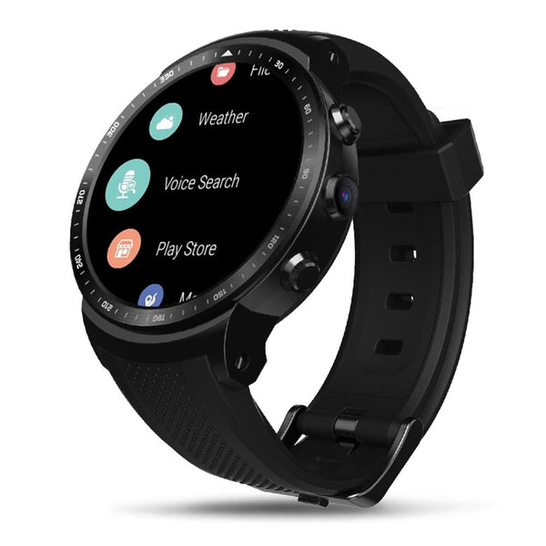 New 3G GPS WIFI Android 5.1 Quad Core 2.0 MP Camera Heart Rate Monitor Smartwatch For Android iPhones