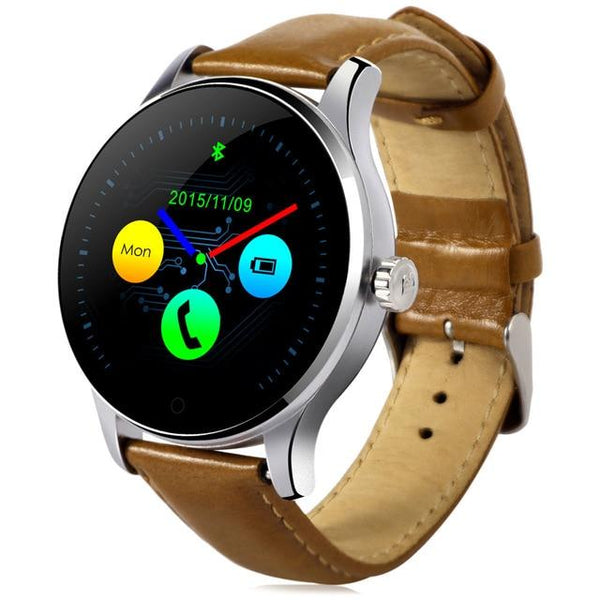 New Bluetooth Smart Watch 2.5D HD IPS Screen Sleep Heart Rate Monitor IP54 Water-Resistant Smartwatch For Android IOS