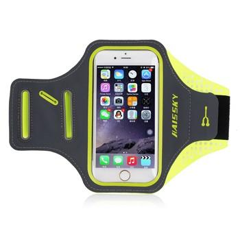 New Night Runner Workout Exercise LED Light Outdoor Phone Case Armband Pouch Bag for iPhone Android Windows