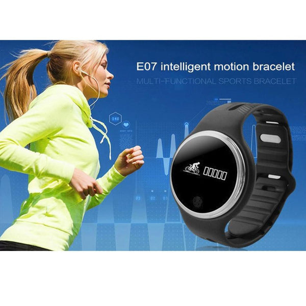 New Bluetooth Smart Band with IP67 Water-Resistant Swimming Pedometer Sport Fitness Tracker & Anti-Lost Indicator