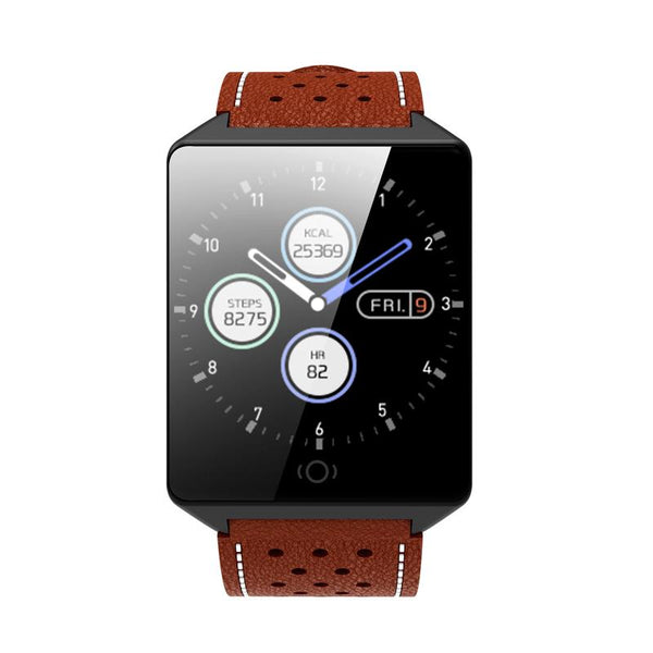 New Smart Watch With Blood Pressure Heart Rate Monitor Sports Fitness Tracker Men Smartwatch For Android iPhones
