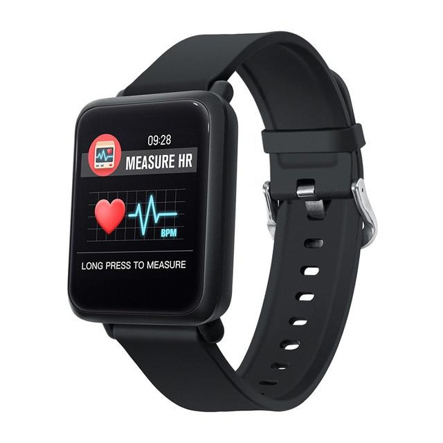 New Smart Watch IP68 Waterproof Heart Rate Blood Pressure Fitness Smartwatch For Xiaomi Android IOS