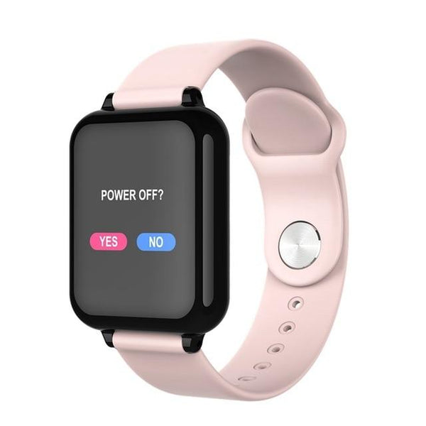 New Waterproof Sport Smartwatch Heart Rate Blood Pressure Monitor Fitness Tracker For iPhone Android