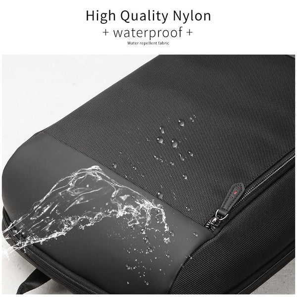New Smart Travel Multifunctional USB Charging Large Capacity Anti-Theft 15.6 Inch Laptop Water-Repellent Backpack