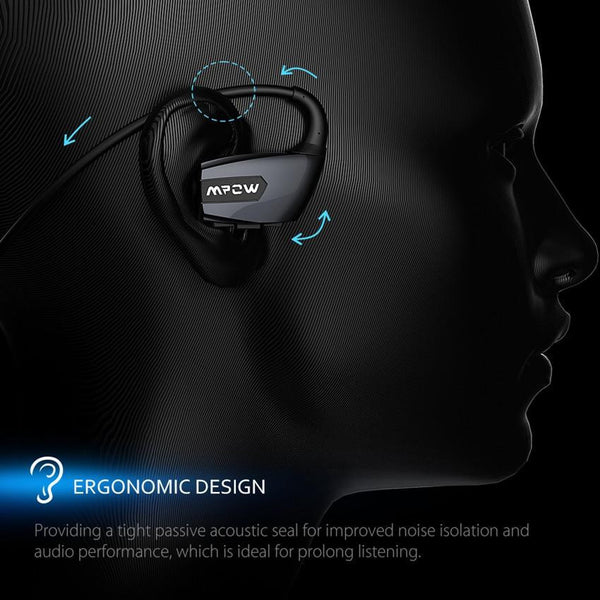 New Antelope Wireless Bluetooth 4.1 Sports Headphone with Hands-free Calling Long Working-Time