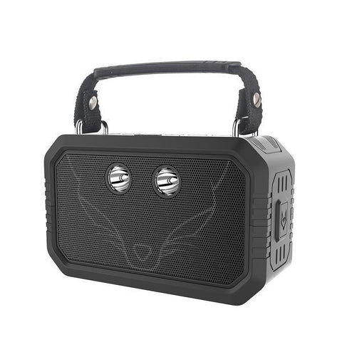 New Traveler Outdoor Bluetooth Speaker IPX6 Waterproof Portable Wireless Speakers 20W Stereo Bass For iOS Android