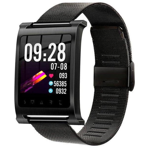 New Bluetooth Smart Watch Smart Bracelet 1.3'' IP68 Waterproof Heart Rate Monitor Smartwatch for Android iPhone