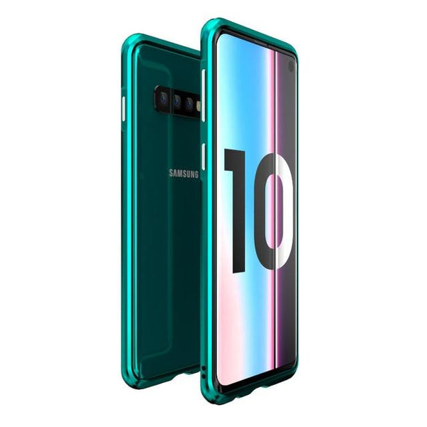 New Luxury Metallic Aluminum Frame Bumper Slim Protective Case For Samsung Galaxy S10 Series