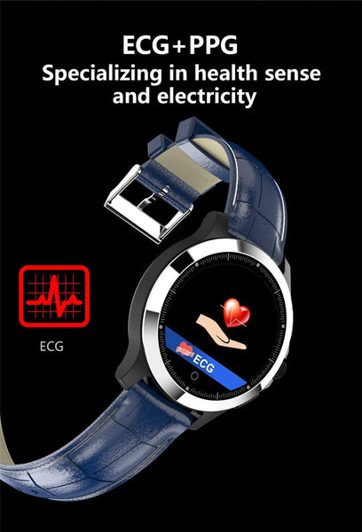 New Waterproof Fitness Bracelet Smartwatch Blood Pressure Heart Rate Monitor Pedometer For iPhone Android